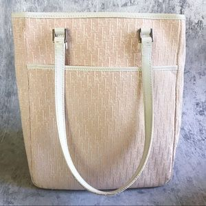 Christian Dior Trotter Tote